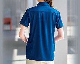 ゆったりなのに細見え「美バランスシャツ」